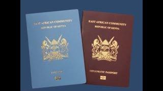 Kenya migrating to digital passports