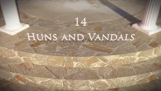 History of the Decline and Fall of The Roman Empire   Huns & Vandals   The Great Courses