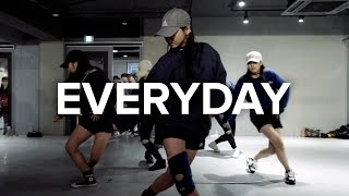 Everyday - Ariana Grande / Sori Na Choreography