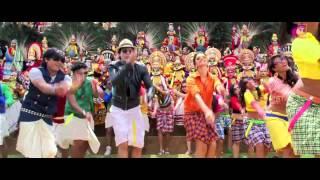 Kashmir Main tu Kanyakumari - Full Video Song - Chennai Express 2013 Shahrukh Khan, Deepika Padukone