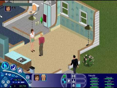Como Hacer Un Bebe En Los Sims 1