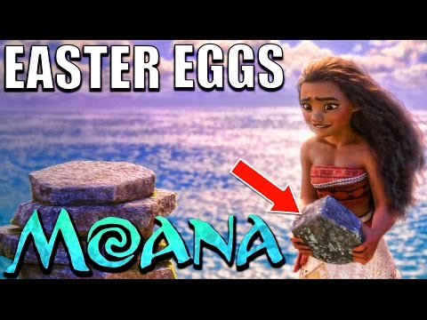 Xxx Mp4 30 Easter Eggs Of MOANA You Didn T Notice 3gp Sex