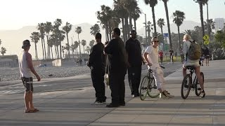 Hitting on Girlfriends with Bodyguards Prank