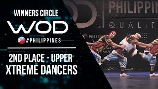 Xtreme Dancers  | Winners Circle | 2nd Place Upper Division World of Dance Philippines | #WODPH17