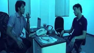 Hindi Short Film - Room Mates - Horror  - ICE Short Films