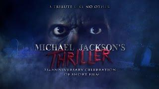 Michael Jackson's Thriller 31st Anniversary Celebration Of Short Film TRIBUTE [FULL]