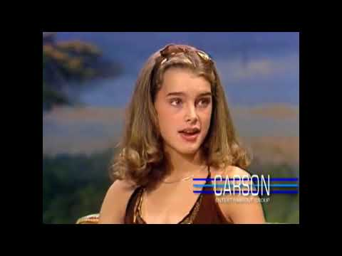 Xxx Mp4 Brooke Shields Rare 12 Year Old Interview 3gp Sex