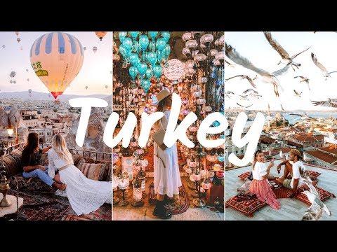 Turkey was CRAZY Istanbul & Cappadocia Travel Vlog