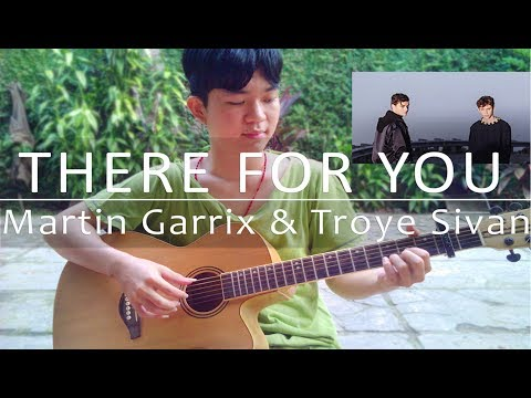 Martin Garrix & Troye Sivan - There For You (Fingerstyle Guitar Cover | Chokepin)