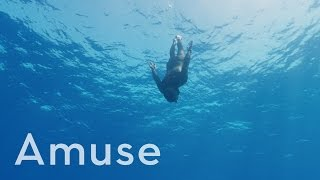 Born To | A three part sports series from Amuse - Episode 1 Freediving