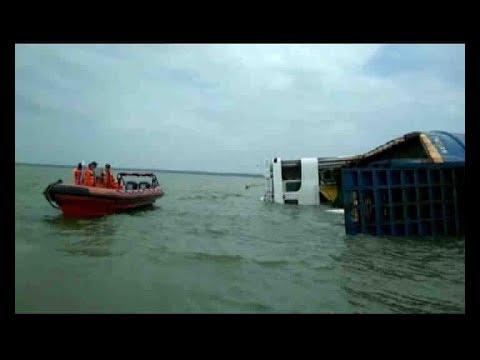 Xxx Mp4 Inilah Penampakan Kapal Muatan Yang Kandas Di Perairan Tanjung Api Api Banyuasin Sumsel 3gp Sex
