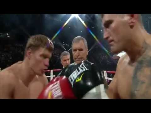 ALEXANDER POVETKIN VS MARIUSZ WACH - HIGHLIGHTS