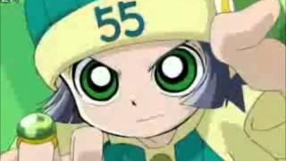 PPGZ - Kaoru and Momoko - PJ Transformation