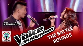 The Voice of the Philippines Battle Round
