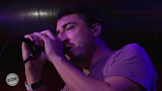 """Grizzly Bear performing """"Mourning Sound"""" Live on KCRW"""
