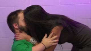 WWE NXT: A.J. and Primo catch Maxine kissing Hornswoggle