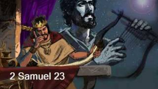 2 Samuel 23 (with text - press on more info. of video on the side)