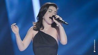 Sabrina Batshon Sings Power Of Love | The Voice Australia 2014