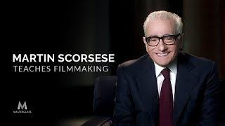 Martin Scorsese Teaches Filmmaking   Official Trailer