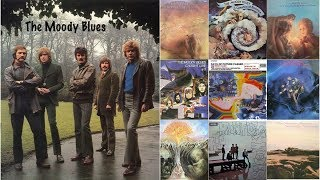 The Mighty Moody Blues  - 10 Favorite Album Tracks