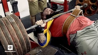 Building a BIGGER BENCH PRESS: Everything You Need to Know   Mark Bell