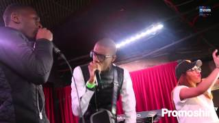 MOSTACK - NO BUDDY  (LIVE At #TheRightPaige Launch) [@realmostack] [@Paigey_Cakey]