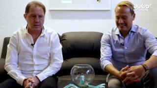 La Tómbola con Luis Hernández y Alex Aguinaga