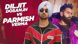 Parmish Verma Vs Diljit Dosanjh | Remix Mashup | LatestPunjabi Songs 2019 | Speed Records