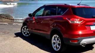 New Ford Kuga (2015) - Crazy Cars TV