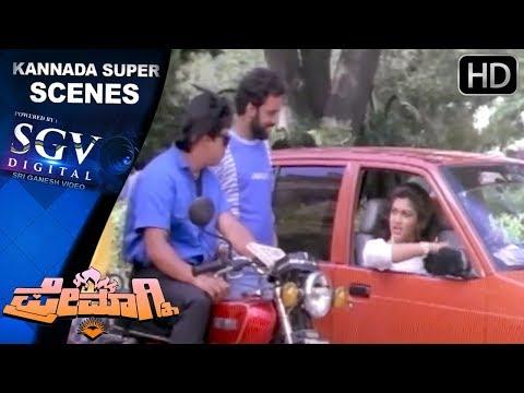 Xxx Mp4 Arjun Sarja Raging Kushbu Sakkath College Scene Kannada Super Scenes Premagni Kannada Movie 3gp Sex