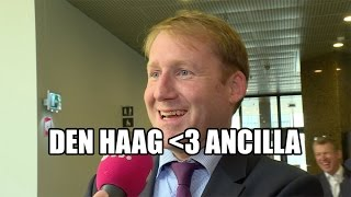 Den Haag verliefd op Ancilla