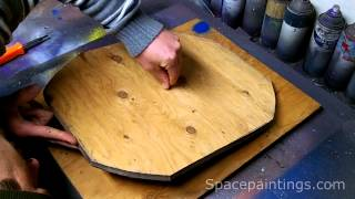Make a Spin Table