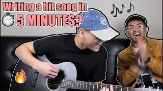THE THEME SONG CHALLENGE!?