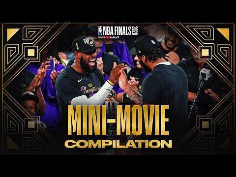 Lakers vs. Heat 2020 NBA Finals Mini Movie FULL Compilation 🏆