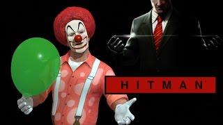 KILL ALL CLOWNS - Hitman Blood Money Gameplay Part 2