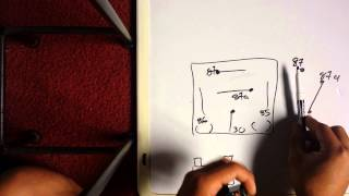 How 5 wire relays work