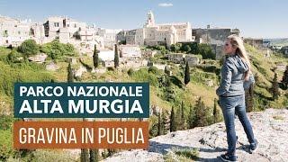 Viaggio a Gravina, la città del canyon tra Puglia e Basilicata (Italia) | Sabrina Merolla Vlog