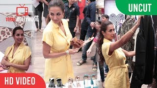 Malaika Arora Khan's first offline POP IN in Mumbai   thelabellife.com   The Lable Life