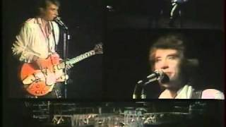 Johnny Hallyday - 1976 - Gabrielle - Palais des sports.avi