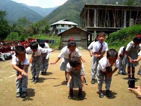 Children of Dreamland Academy in West Sikkim 1 of 3