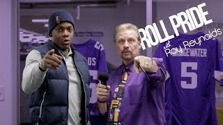 Roll Pride with Roy Reynolds | Morrie's Minnetonka Subaru | Vikings Week 17 Miami Dolphins