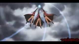 Blood Prison [AMV] Naruto - Linkin Park - New divide(Remix)