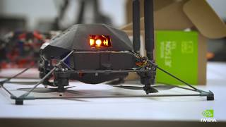 GTC Europe 2018 - Teaser: Autonomous Machines