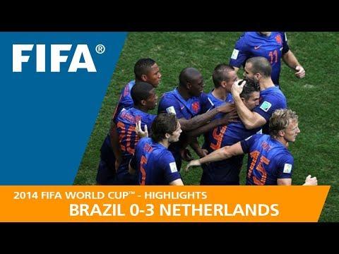 Xxx Mp4 BRAZIL V NETHERLANDS 0 3 2014 FIFA World Cup™ 3gp Sex