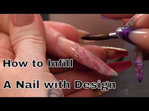 Xxx Mp4 How To Infill A Nail Which Has Artwork On 3gp Sex