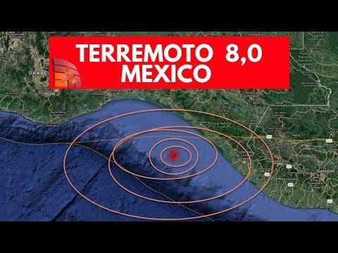 Xxx Mp4 Terremoto De 8 4 En México Alerta De Tsunami En Varias Países 3gp Sex