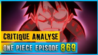 LUFFY PEUT IL VAINCRE KATAKURI? - Critique Analyse episode one piece 869