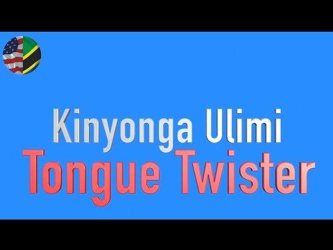Utamu wa Lugha ya Kiswahili: 'KINYONGA ULIMI'