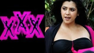 Ekta Kapoor's XXX Film | First Youth EROTICA