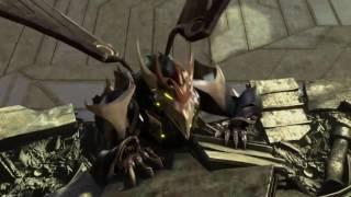 Transformers: Prime: Beast Hunters: Predacons Rising: Ultra Magnus and Smokescreen vs Predacons